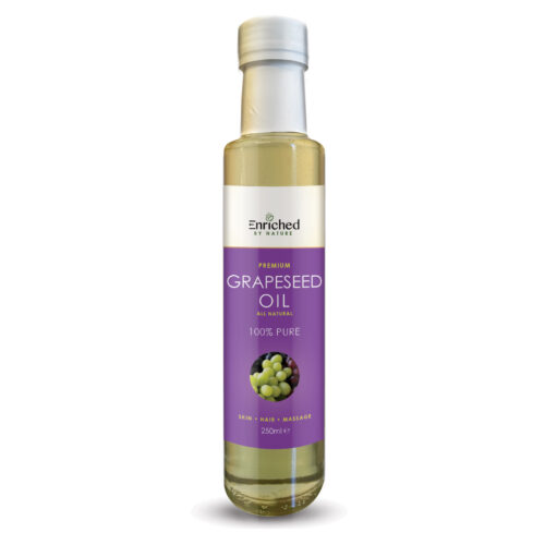 Enriched By Nature Grapeseed Oil